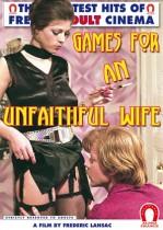 Games For an Unfaithful Wife Fransız Erotik Filmleri izle tek part izle
