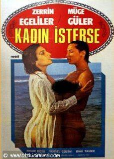Kadın İsterse 1979 Zerrin Egeliler ve Müge Güler Filmi İzle hd izle