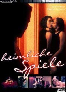 Fransız Lezbiyen Sex Filmi Mahrem Şeyler